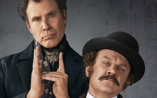 Komedin Holmes and Watson lemlästad av publik och kritiker