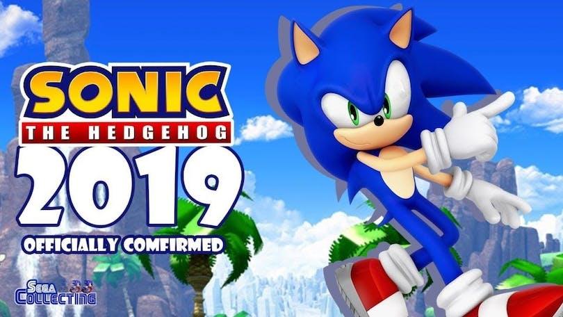 Bild på Sonic the Hedgehog