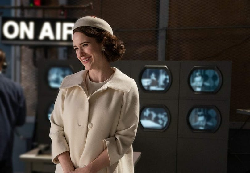 The Marvelous Mrs. Maisel (säsong 2)