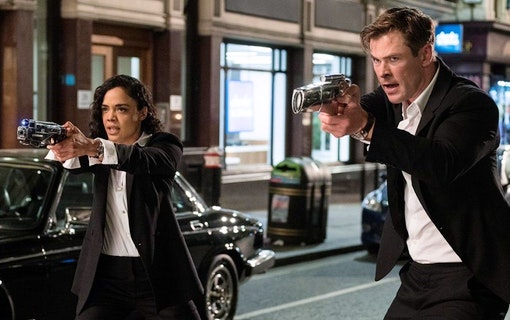 Ny trailer till Men in Black: International