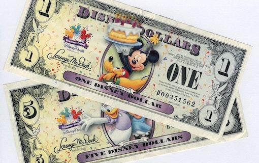 Walt Disney slår nytt ekonomiskt rekord