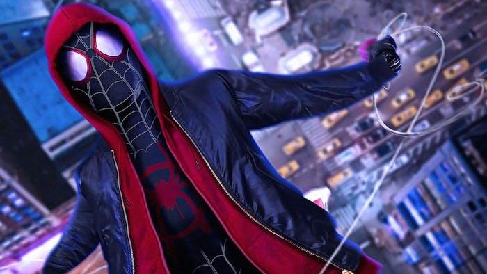 Miles Morales som Spider-Man.