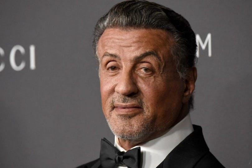 En bild på Sylvester Stallone