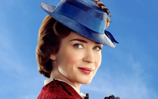 Mary Poppins kommer tillbaka (2018)