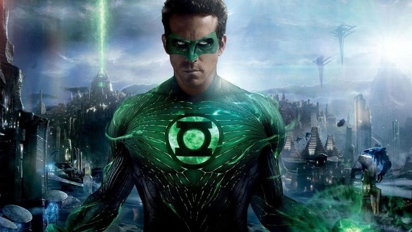 Ryan Reynolds som Green Lantern