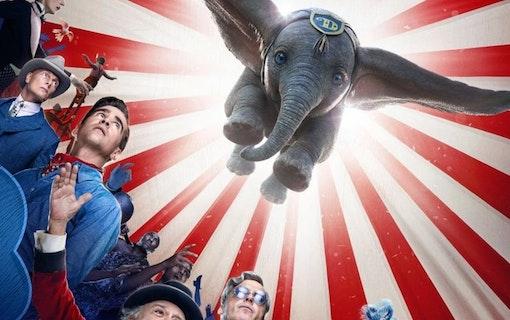 Dumbo – Premiär 29/3
