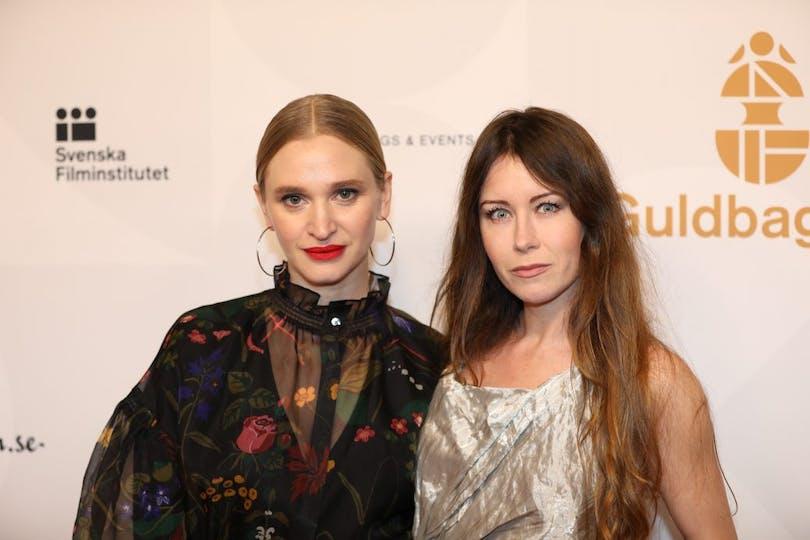 Vera Vitali och Anna Odell.