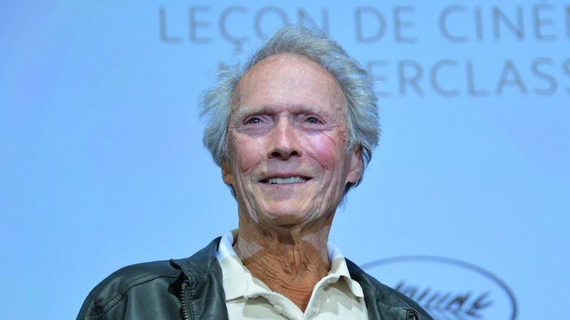 Pressbild på Clint Eastwood