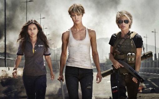 Nytt klipp bakom kulisserna av Terminator 6