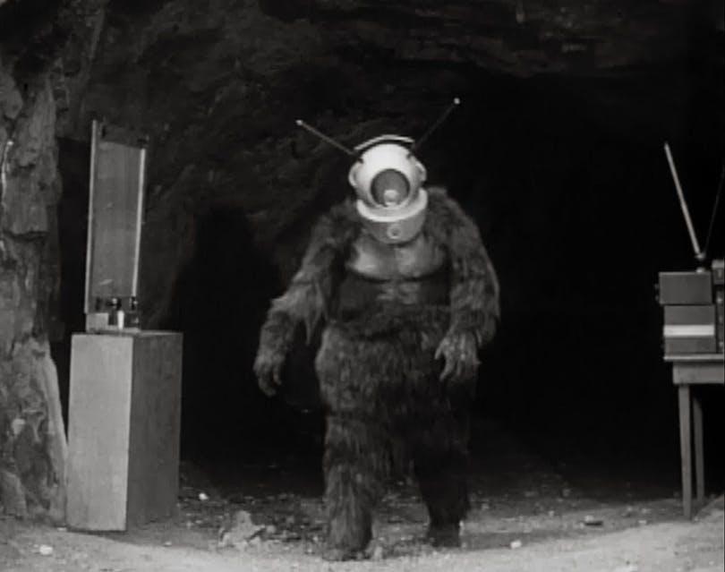 Ro-Man från Robot Monster