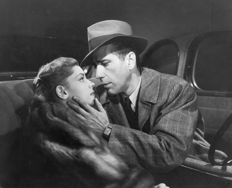 """Humphrey Bogart i """"The Big Sleep""""."""