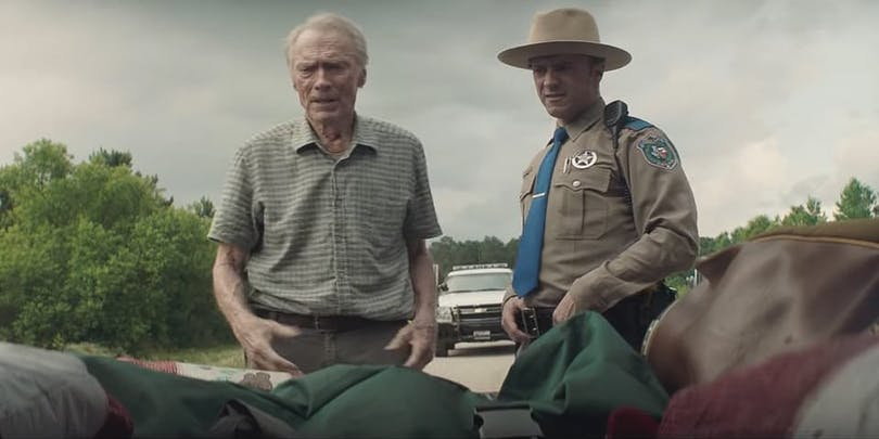 Clint Eastwood i The Mule