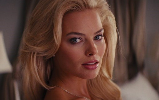 Margot Robbie som Barbie