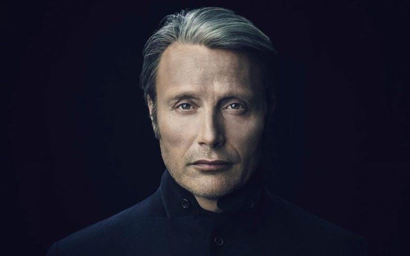 En bild på Mads Mikkelsen