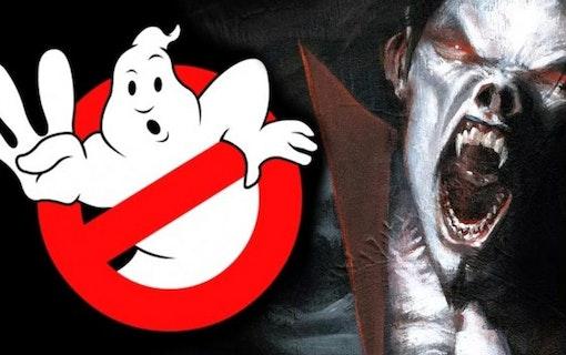 Premiärdatum för Ghostbusters 3 och Morbius släppt