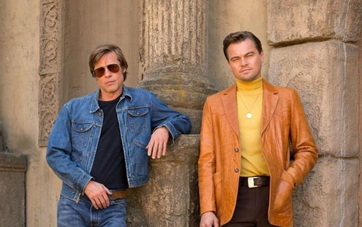 "EXTRA: Nya bilder från Tarantinos ""Once Upon a Time in Hollywood"""