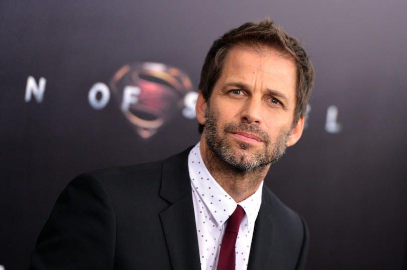 En bild av Zack Snyder