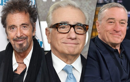 Se teasern till Martin Scorseses The Irishman