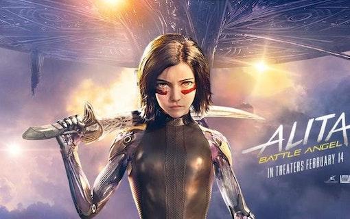 """TÄVLING: """"Alita: Battle Angel"""" på Blu-ray"""