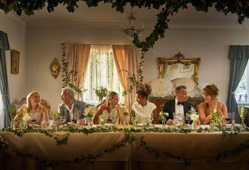 """Premiär för """"Bröllop, begravning & dop"""" på C More"""
