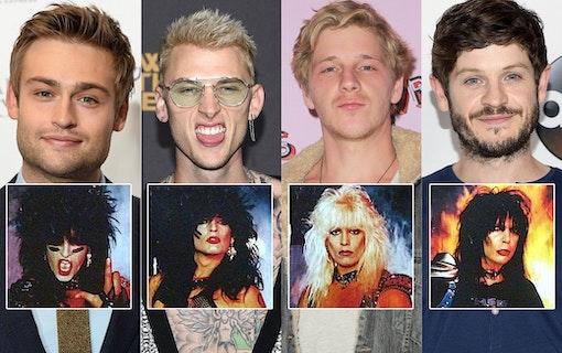 TRAILER: Netflix spelfilm om Mötley Crüe
