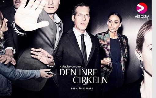 Den inre cirkeln - ny svensk serie på Viaplay