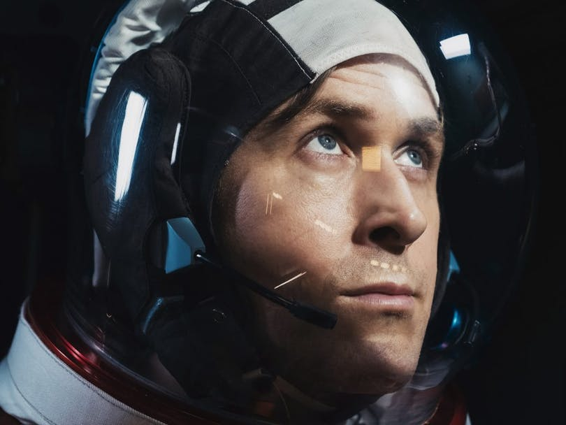 "Ryan Gosling i ""First Man""."