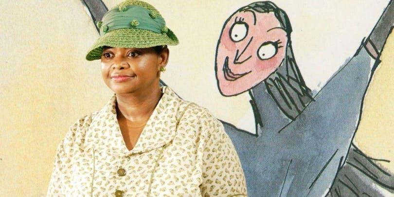Octavia Spencer som mormor i Witches