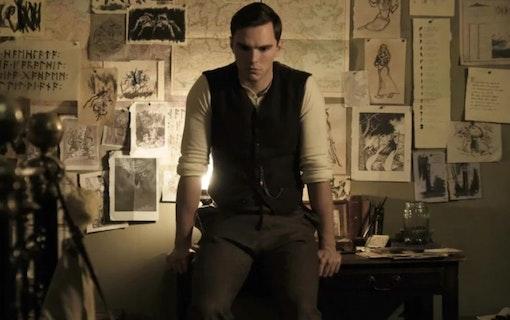 Se trailern till filmen om Sagan om ringen-författaren J.R.R. Tolkien