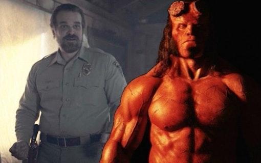 David Harbour vill sätta egen prägel på Hellboy