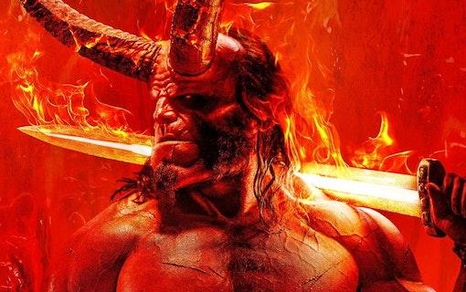 Hellboy blir barnförbjuden i USA