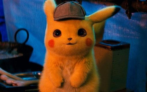 Ny trailer och poster till Detective Pikachu