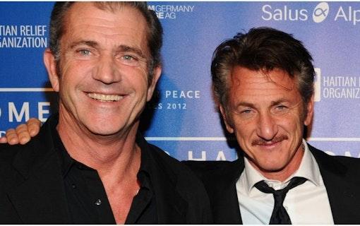 TRAILER: Dramafilm med Mel Gibson Sean Penn