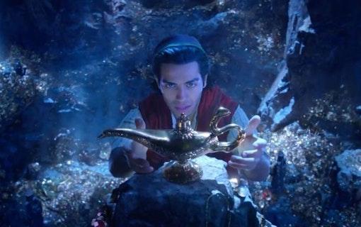 EXTRA: Disney avslöjar hur anden ser ut