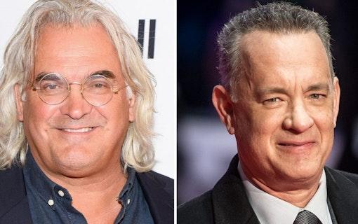 Tom Hanks och Paul Greengrass gör western ihop