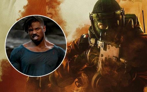 Michael B. Jordan i film på Tom Clancy bok –då har den premiär