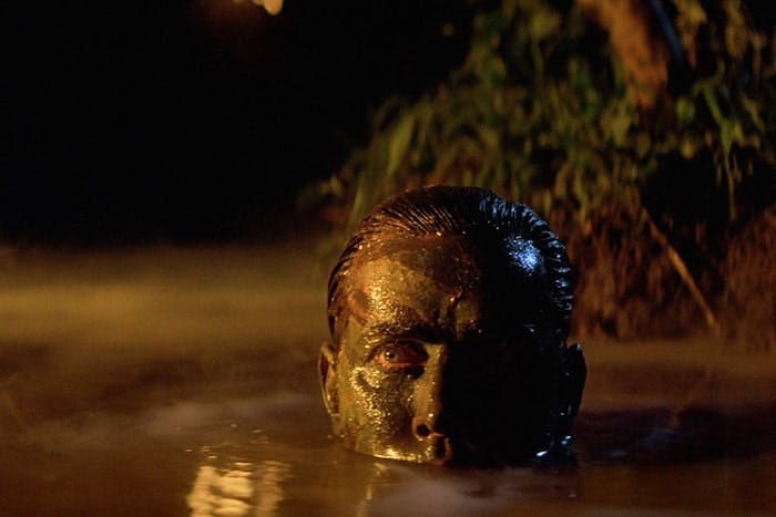 "Martin Sheen i ""Apocalypse Now"""
