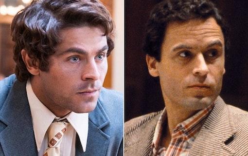 Zac Efron spelare mördaren Ted Bundy i kommande Netflix film