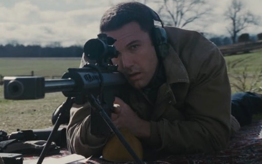 Ben Affleck är sugen på The Accountant 2