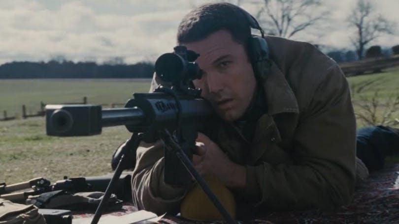 En bild av Ben Affleck som Christian Wolff