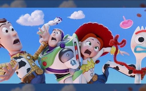 Ny trailer till Toy Story 4 släppt