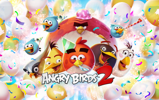 Charmig trailer till Angry Birds 2
