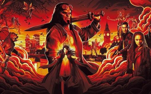 Se ny trailer till Hellboy
