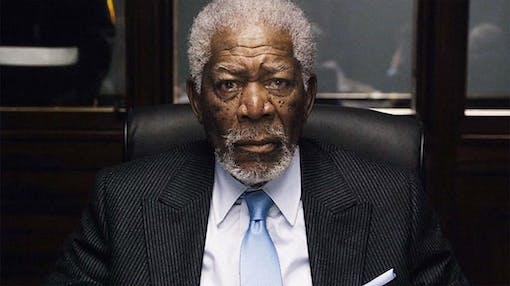 Morgan Freeman i The Hitmans Bodyguard 2