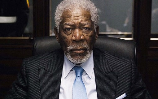 Morgan Freeman i The Hitmans Bodyguard 2