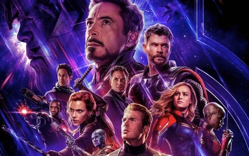 Hela 32 posters har släppts inför kommande Avengers: Endgame
