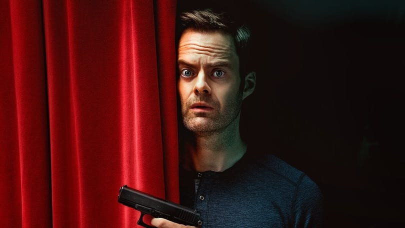 "Bill Hader i ""Barry""."