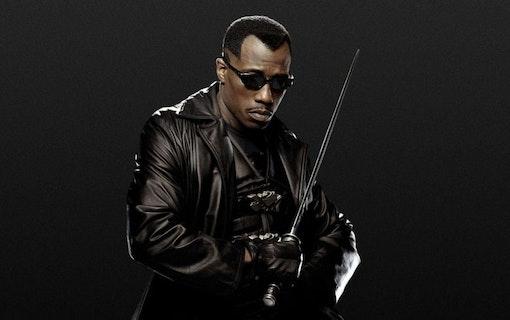 Marvel uppges vilja göra blodig uppföljare på Blade