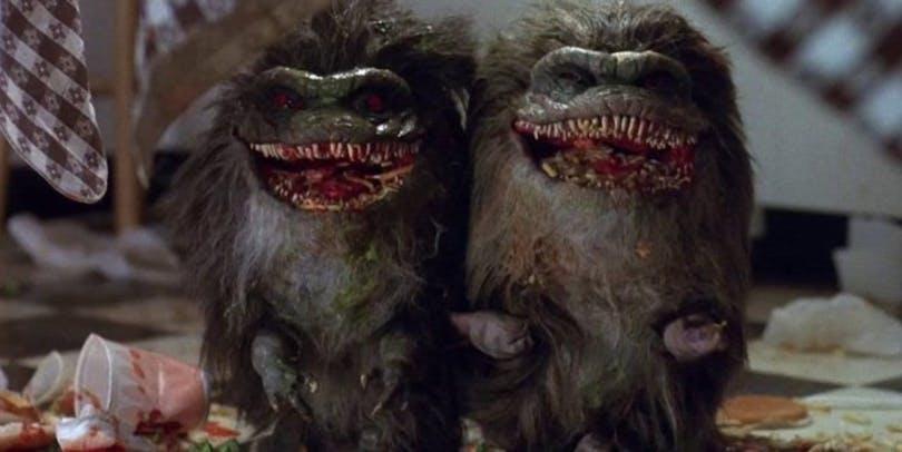 En bild på utomjordingen Critters