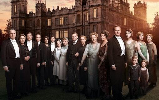 Posters släppta till Downton Abbey filmen